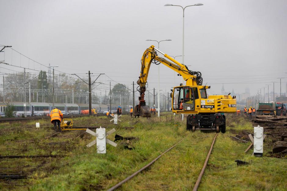 Ruszył remont torów w portach w Szczecinie i Świnoujściu