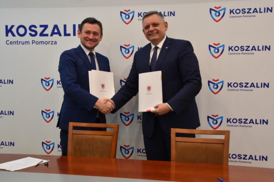 Nowe inwestycje w Koszalinie z unijnym wsparciem
