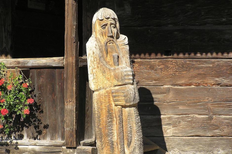 Wieczerza wigilijna z poprzedniego stulecia w Sanoku