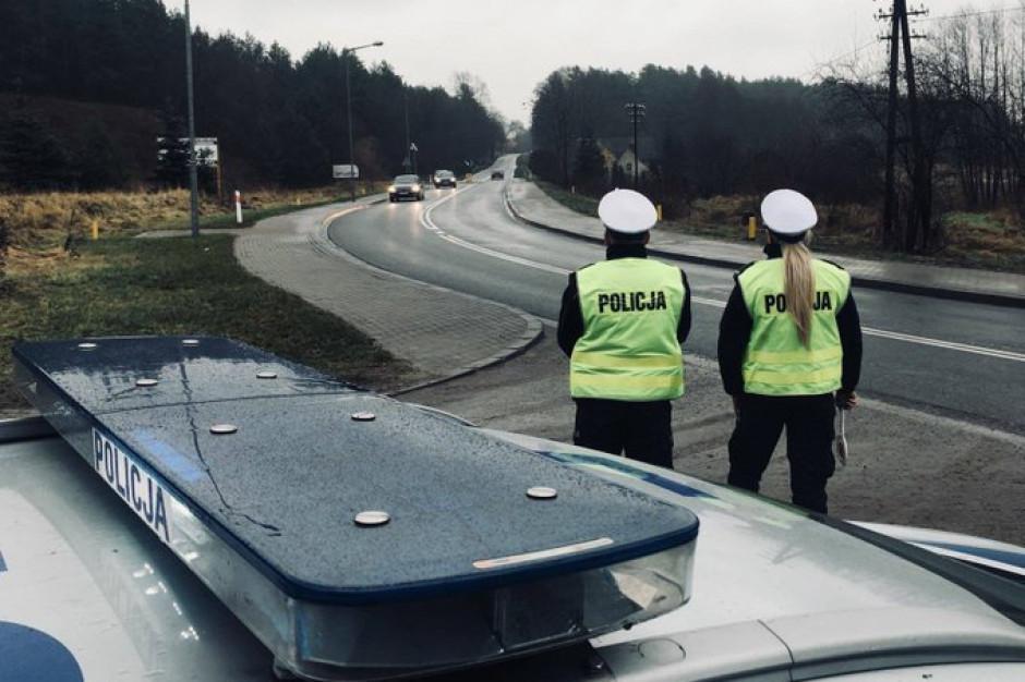 Policja podsumowała Wigilię na polskich drogach: 95 wypadków, 8 osób zabitych