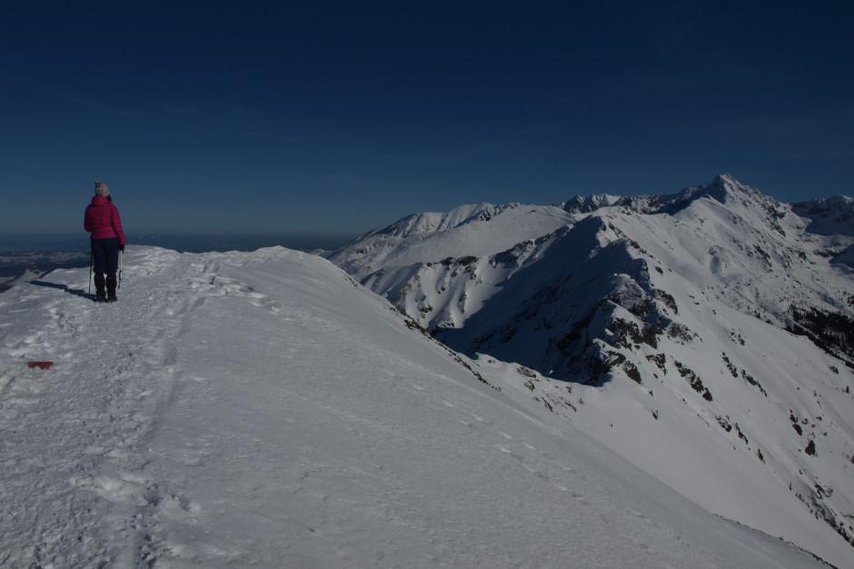 W Tatrach zima w pełni. Na Kasprowym Wierchu 70 cm śniegu
