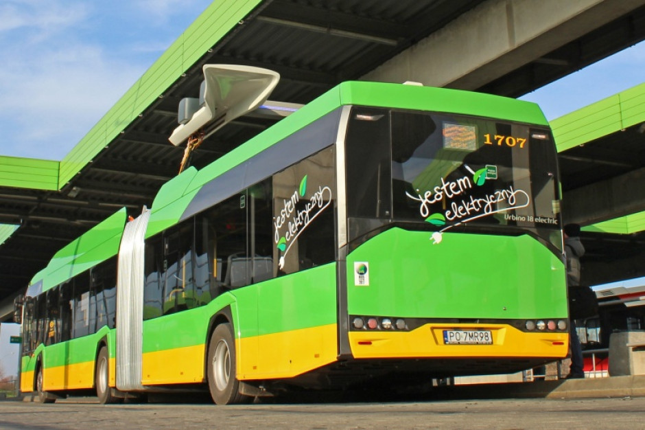 Poznań wydał ponad pół miliarda zł na nowe tramwaje i e-autobusy