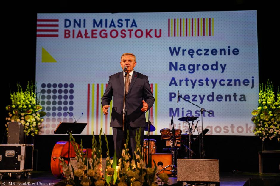 Prezydent Białegostoku czeka na kandydatury do nagród artystycznych