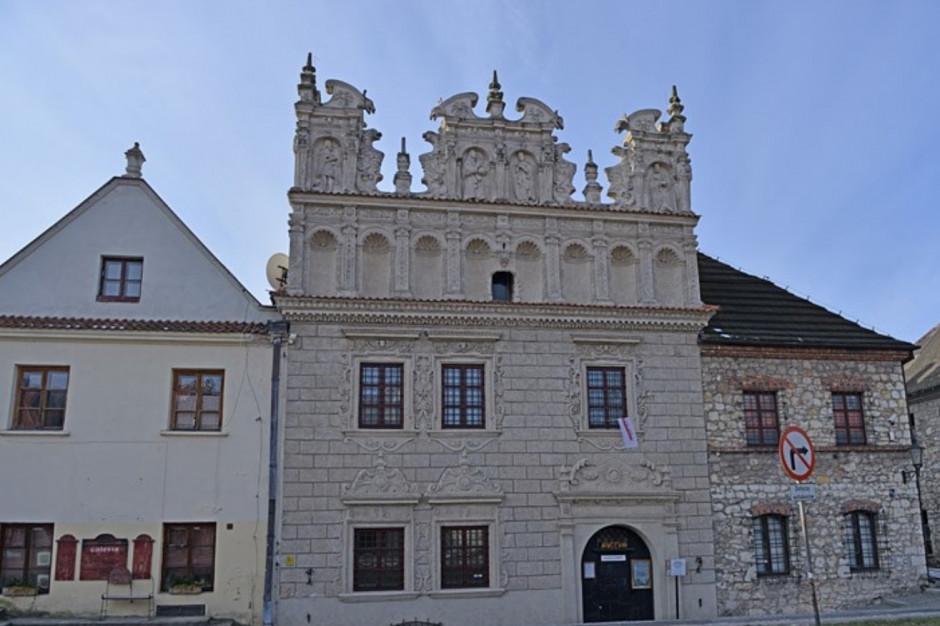 Część remontowanych zabytków w Kazimierzu Dolnym będzie dostępnych latem
