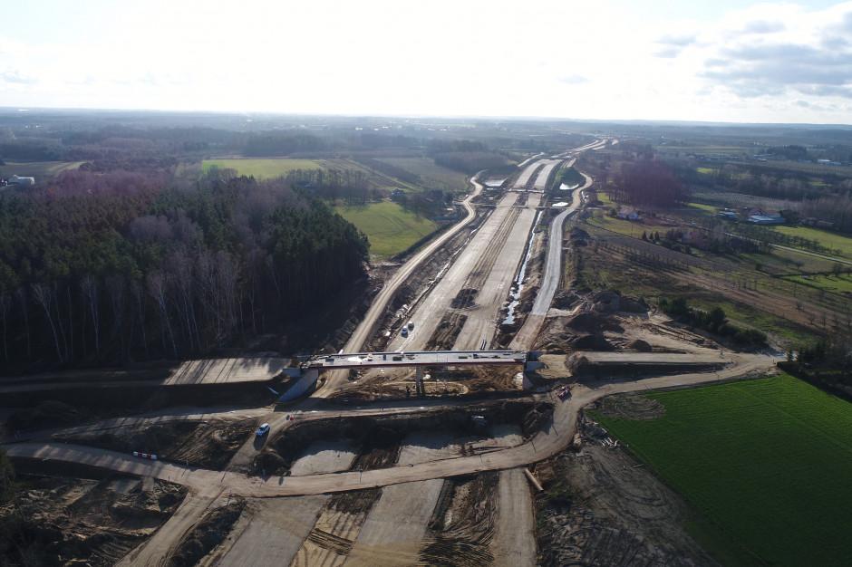 Jest zgoda na budowę trasy S7 od Lesznowoli do Tarczyna