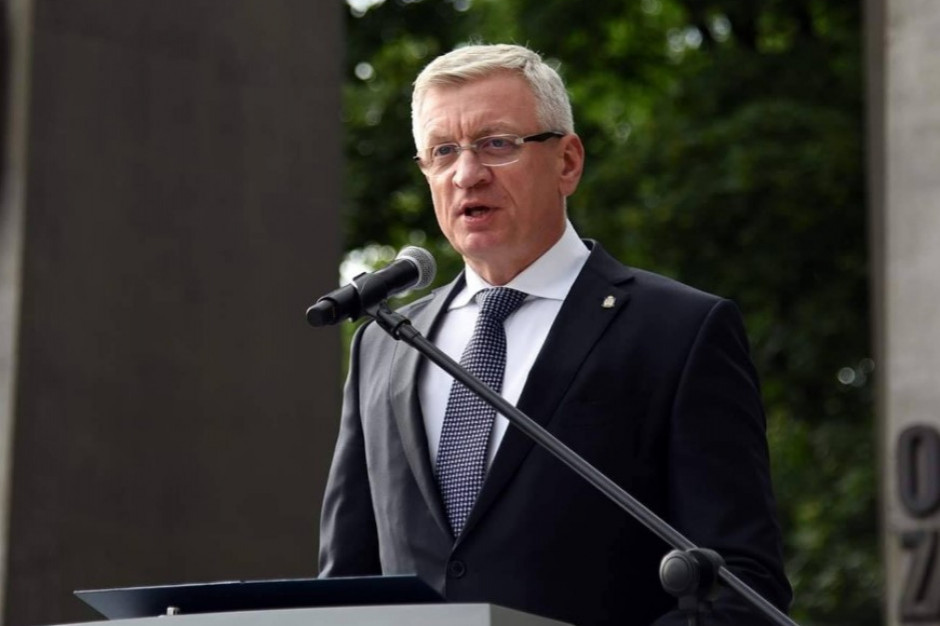 Prezydent Poznania dosadnie o ograniczeniu liczby pasażerów w komunikacji miejskiej