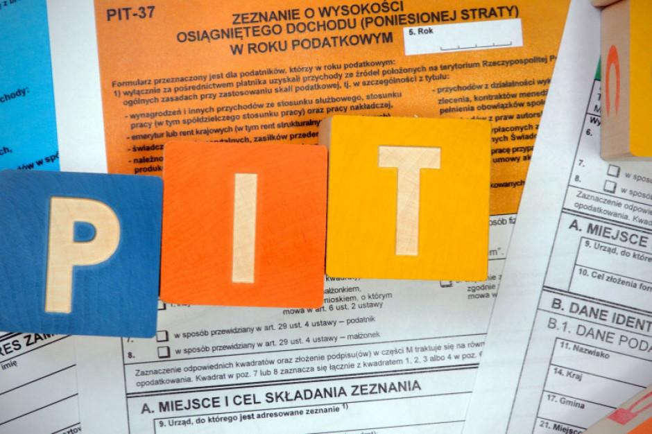 Deklaracje PIT za 2019 r. będzie można złożyć od 15 lutego 2020 r.
