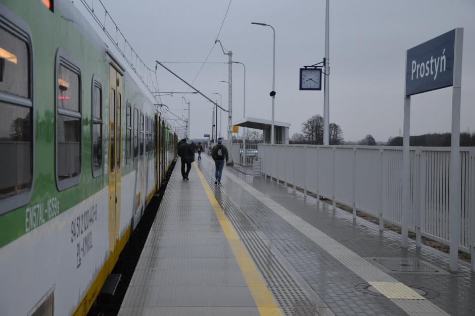 PKP PLK oddały do użytku kolejne 15 km Rail Baltica i drugi most na Bugu