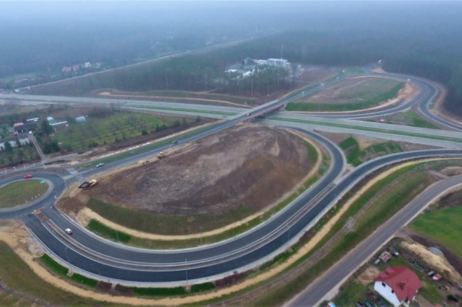 Oddano do użytku odcinek S5 Bydgoszcz Północ - Bydgoszcz Opławiec
