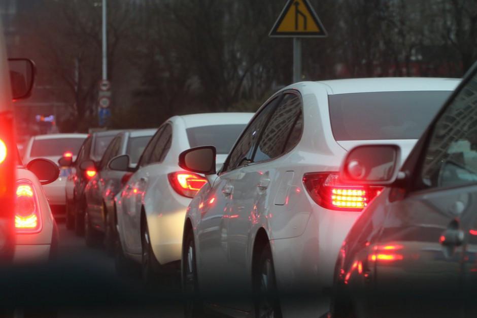 Małopolskie: Zakopianka zakorkowana - sylwestrowicze wracają do domów