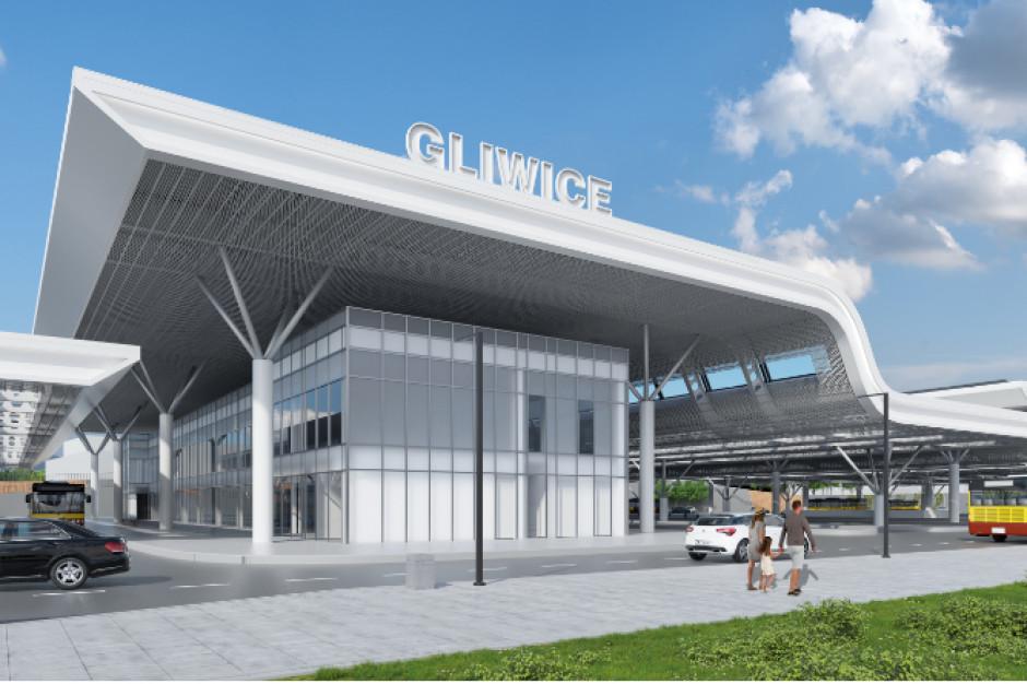 W Gliwicach powstanie nowoczesne centrum przesiadkowe