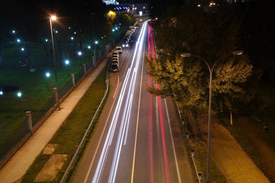 Oświetlenie LED, ścieżki rowerowe i nowe chodniki. Droga w Rudzie Śląskiej po modernizacji