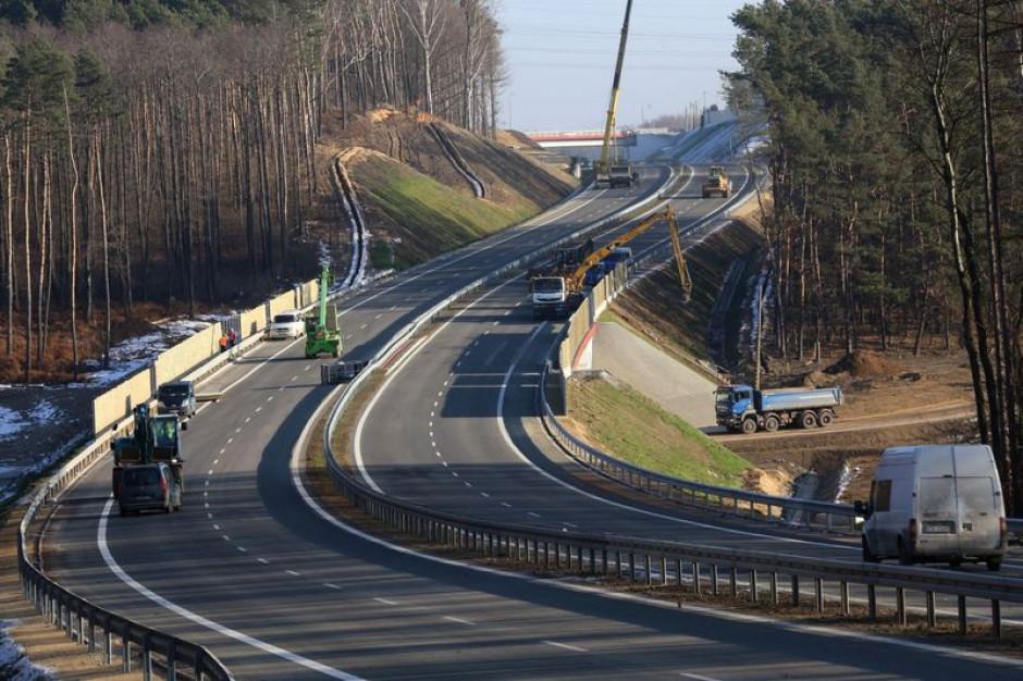 Zakończyła się budowa 10 km drogi Racibórz - Pszczyna