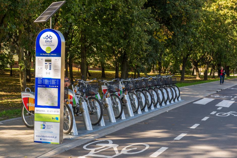 Białystok: Przetarg na obsługę systemu miejskich rowerów BiKeR