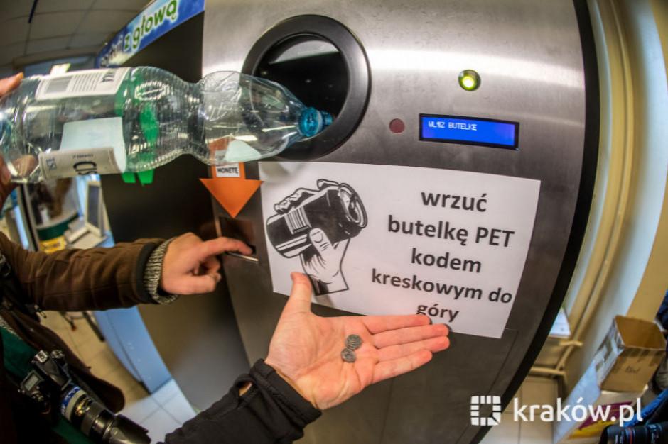 Poznań: Propozycja wprowadzenia butelkomatów doładowujących elektroniczne bilety