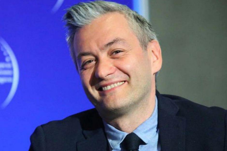 Były prezydent Słupska kandydatem na prezydenta Polski
