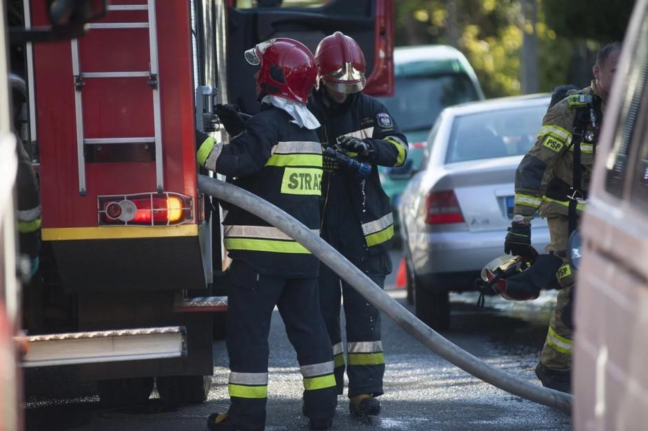 Wójt Żelazkowa skazany za znieważenie strażaków