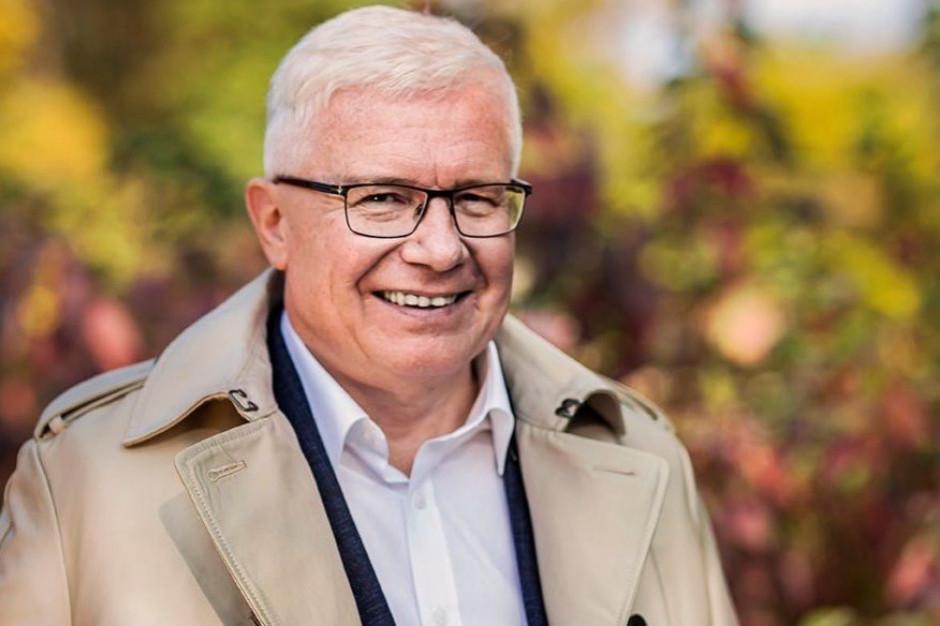 Adam Neumann wiceprzewodniczącym zgromadzenia Górnośląsko-Zagłębiowskiej Metropolii