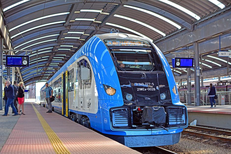 Koleje Śląskie przewiozły w 2019 r. ponad 20 mln pasażerów