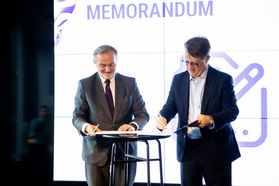 Gdynia pierwszym miastem w Polsce z siecią 5G