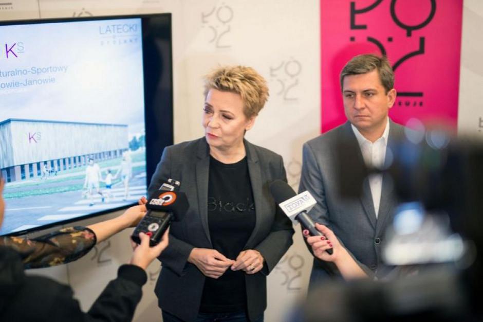 Projekt łódzkiego związku metropolitalnego kolejną inicjatywą senacką