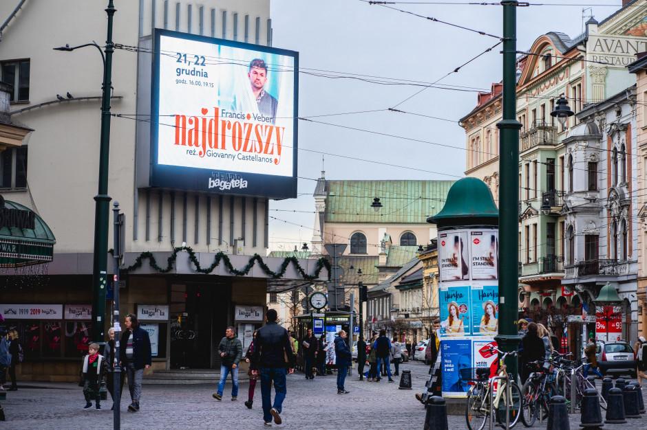 Kraków rozwiąże kontrakt z dyrektorem teatru, który ma zarzuty