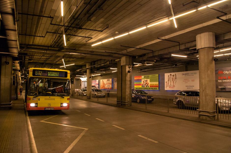 Katowice mają wreszcie nowy dworzec autobusowy
