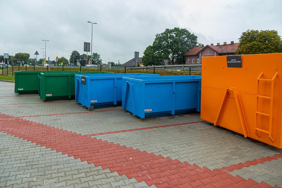 Cztery miasta z szansą na wsparcie inwestycji w gospodarkę odpadami