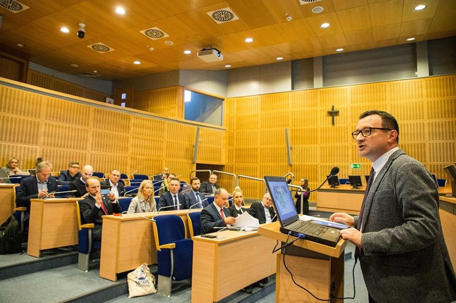 Ważne projekty na posiedzeniu Rady do spraw ekoMałopolski