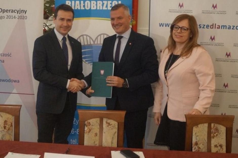 W Białobrzegach powstanie portal e-mieszkańca