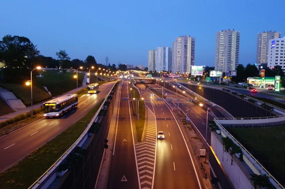 Katowice: Utrudnienia na kolejnej trasie prowadzącej na południe miasta