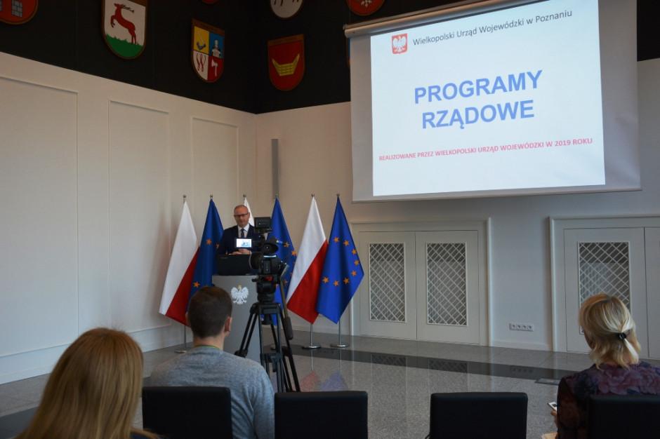Wojewoda wielkopolski : Fundusz Dróg Samorządowych to najlepszy program drogowy, jaki się pojawił