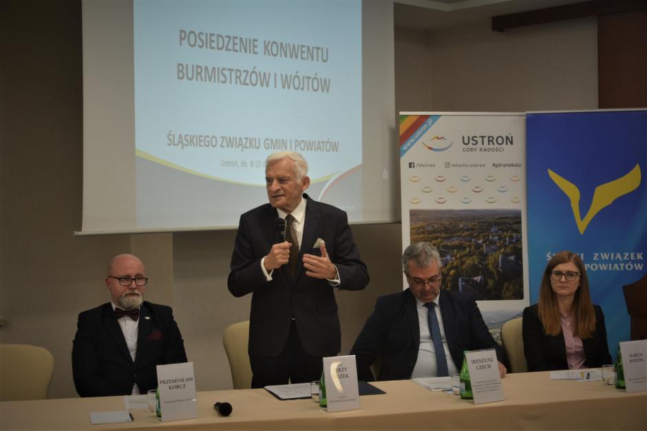 Samorządowcy: Śląsk upomni się o środki na transformację
