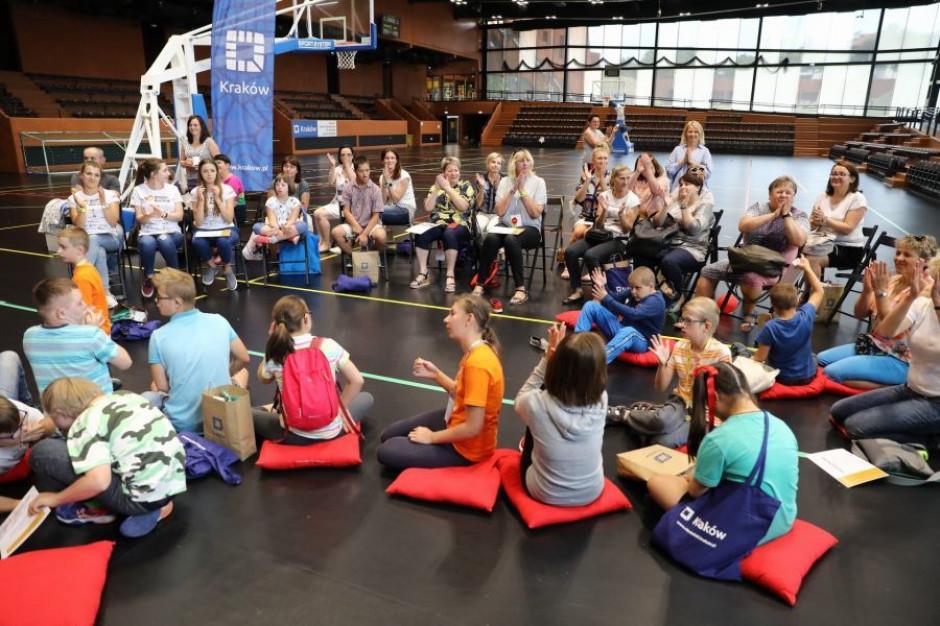 Kraków organizuje ferie dla niepełnosprawnych dzieci