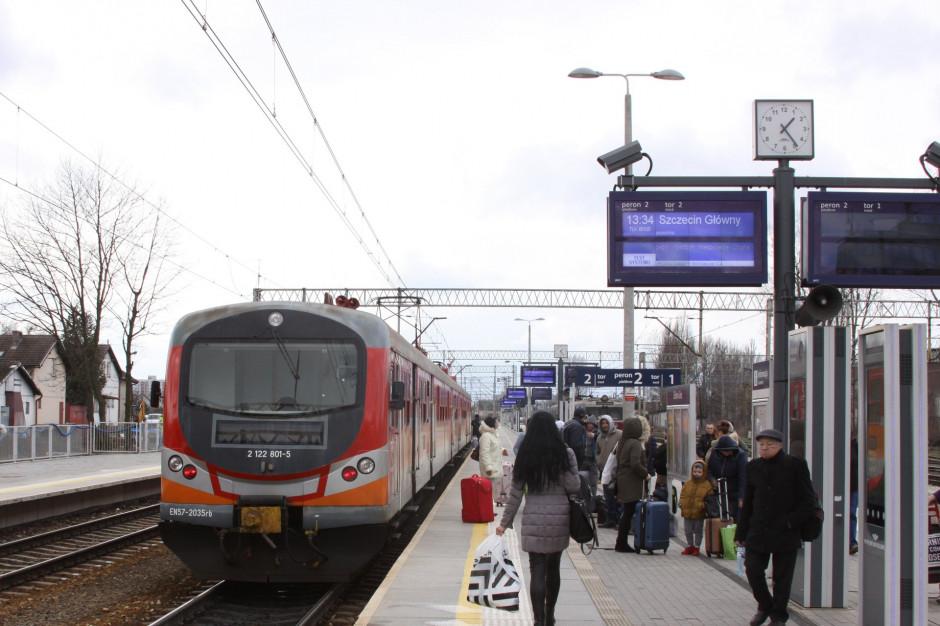 PKP PLK: Na stacjach kolejowych pojawią się nowoczesne informacje dla pasażerów