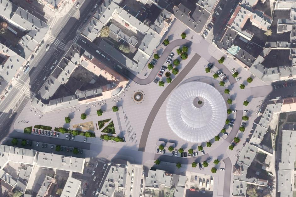 Poznań: Rynek Łazarski zostanie przebudowany