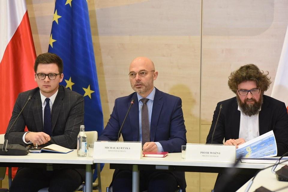 Minister klimatu, Michał Kurtyka, ogłosił kolejny nabór w programie