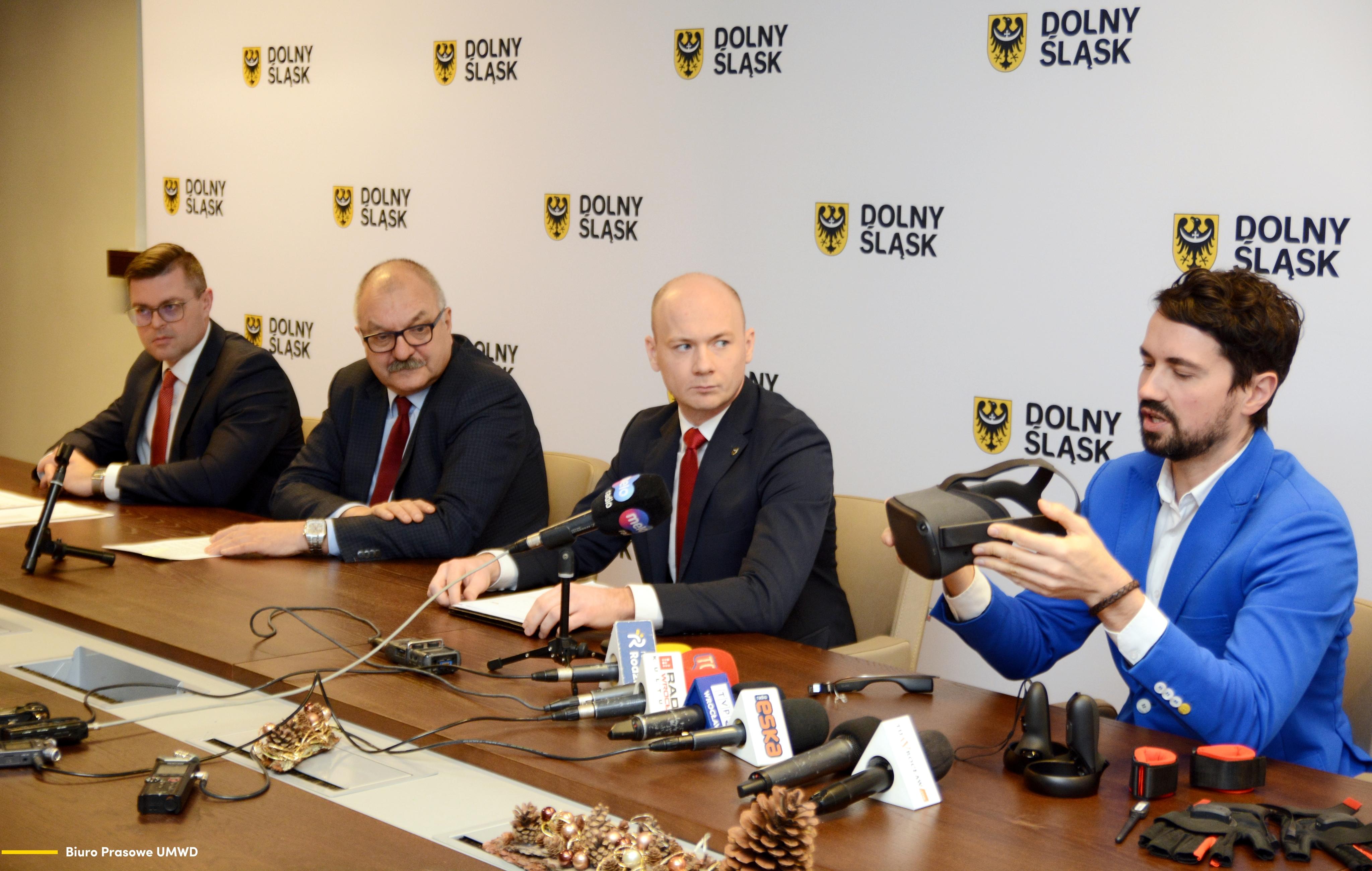 Na promocję gospodarczą regionu za granicą w najbliższych latach zostanie przeznaczonych 11 mln zł (fot. umwd.dolnyslask.pl)