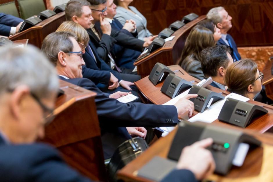 Śląski sejmik zatwierdził realizację projektów budżetu obywatelskiego