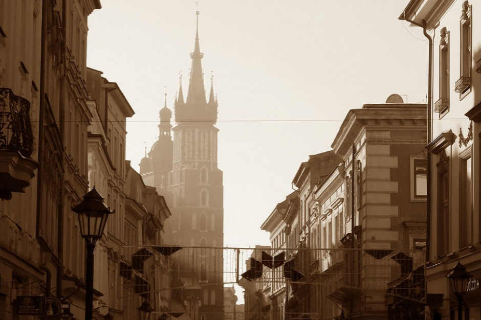 Działania miasta przynoszą efekty. Coraz lepsze powietrze w Krakowie