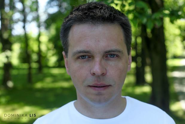 Michał Paca, współtwórca inicjatywy LasNaZawsze.pl i programu edukacyjnego SchoolOfLife.pl (fot. mat.prasowe)