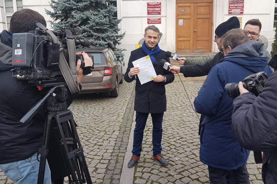 Poseł postuluje o zwiększenie środków dla województwa kujawsko-pomorskiego