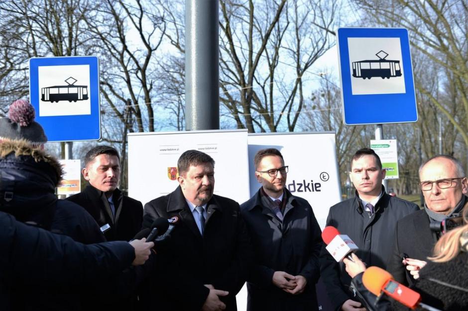 Łódzkie: Więcej pieniądzy na modernizację linii tramwajowych