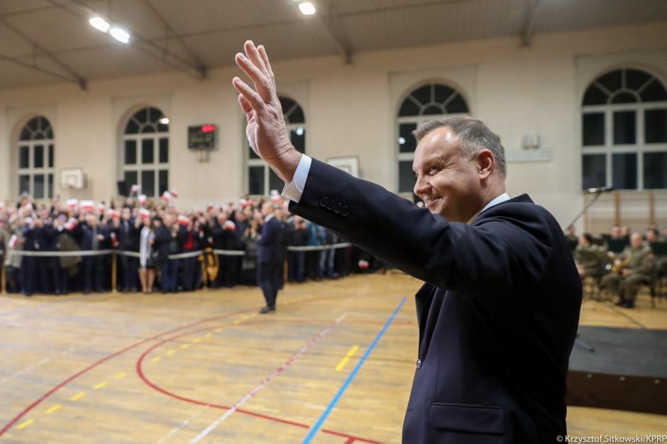 Prezydent: jest plan, by na Lubelszczyźnie odbyło się spotkanie państw Trójmorza