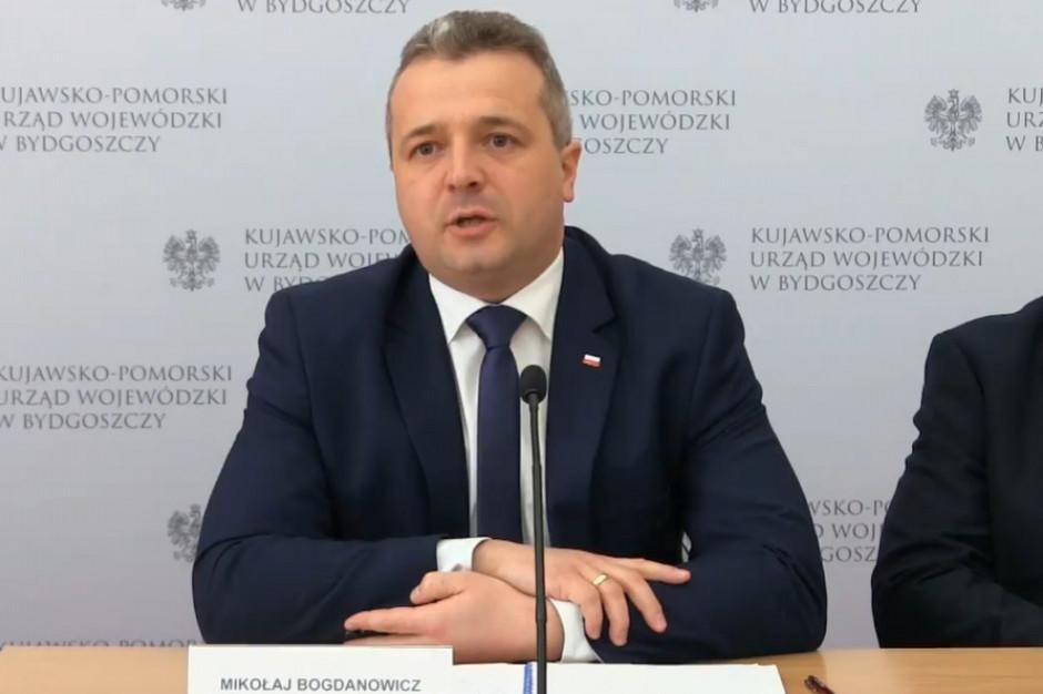 Wojewoda kujawsko-pomorski: w województwie nie stwierdzono zakażenia koronawirusem