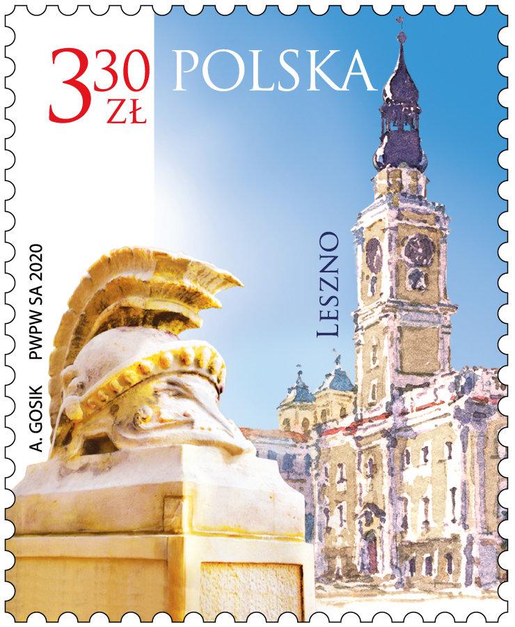 Leszno powróciło do Polski dopiero na mocy traktatu wersalskiego 17 stycznia 1920 rok (fot. leszno.pl)