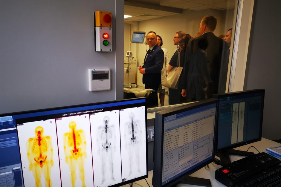 Częstochowa: Kolejna inwestycja w szpitalu zakończona. Otwarto trzy nowe oddziały