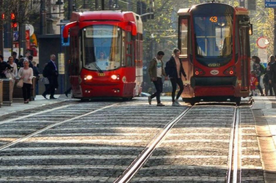 Chorzów: Ruch tramwajów na ulicy 3 Maja zostanie wtrzymany