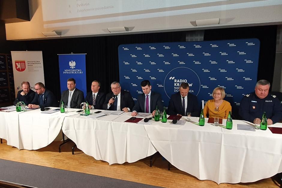 Andrzej Adamczyk: Priorytetem jest bezpieczeństwo w ruchu drogowym