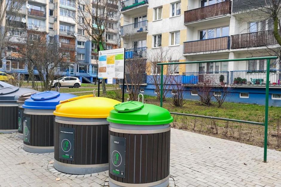 Łódź: Internetowa wyszukiwarka powie do którego pojemnika wyrzucić śmieci